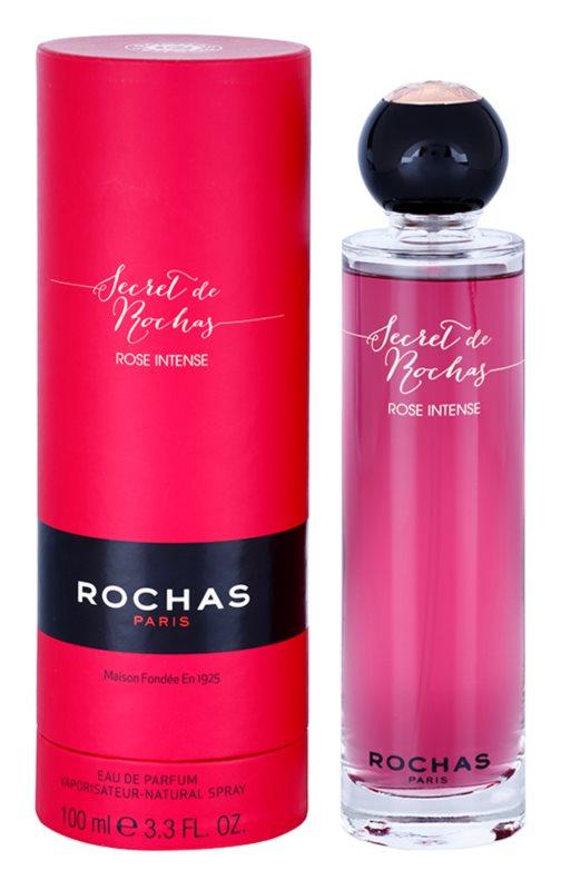 Rochas Secret De Rose Intense parfémovaná voda pro ženy 100 ml