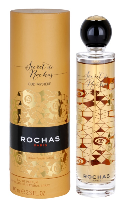 Rochas Secret de Rochas Oud Mystère parfémovaná voda pro ženy 100 ml