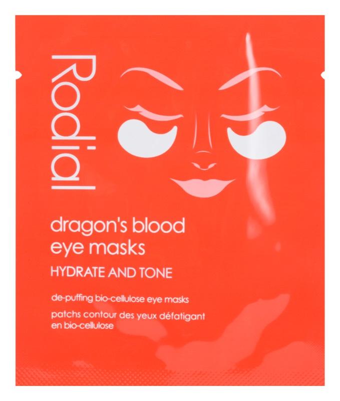 rodial dragon 39 s blood maske f r die augen gegen schwellungen und augenringe. Black Bedroom Furniture Sets. Home Design Ideas
