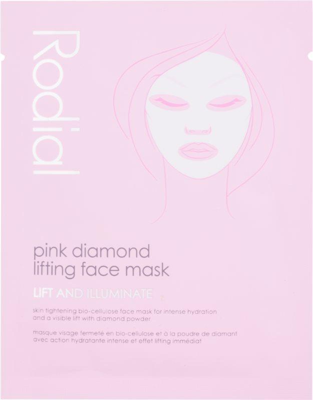 Rodial Pink Diamond lifting maska