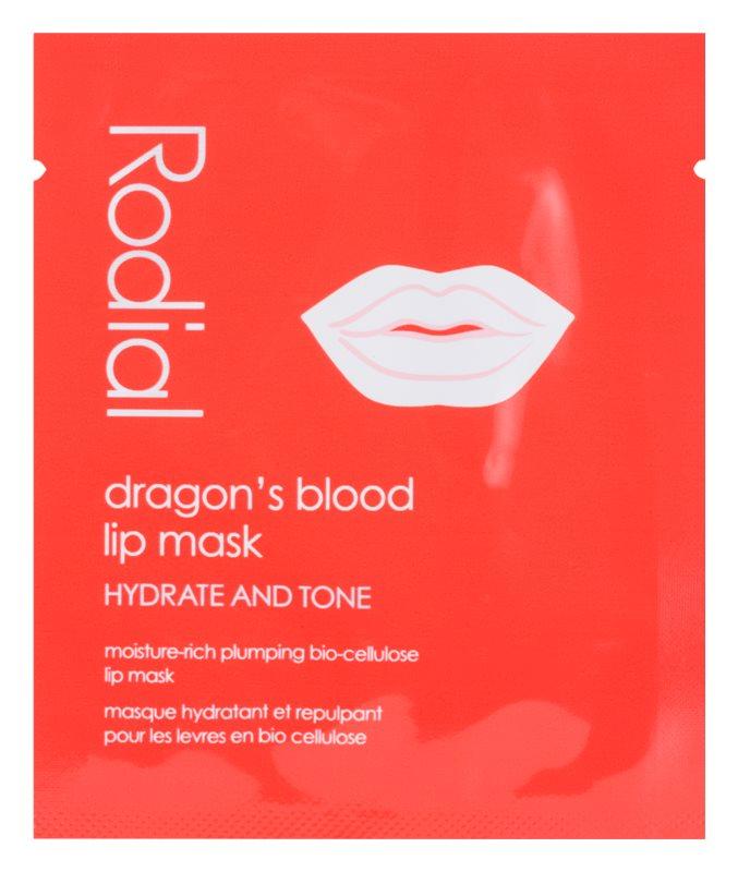 Rodial Dragon's Blood hydratační maska na rty