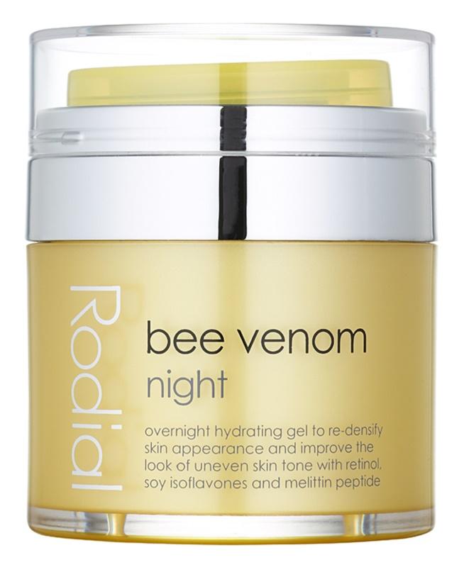 Rodial Bee Venom nočný pleťový krém s včelím jedom