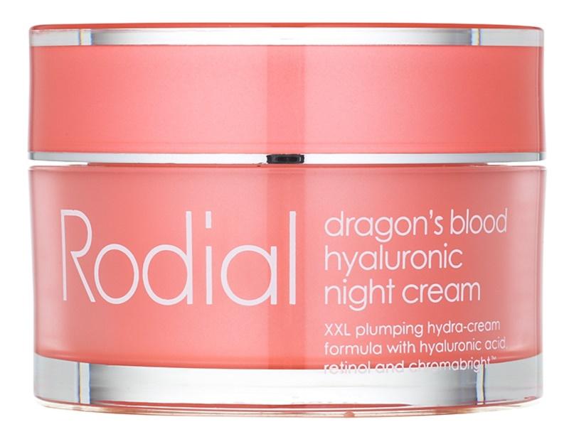 Rodial Dragon's Blood noční omlazující krém