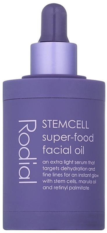 Rodial Stemcell aceite facial suave para pieles deshidratadas