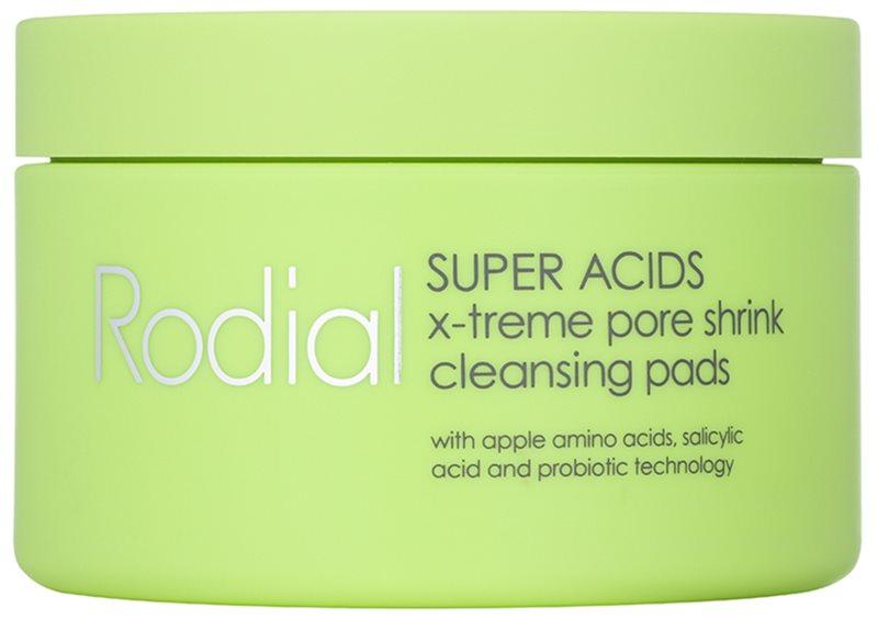 Rodial Super Acids čisticí tampónky na rozšířené póry