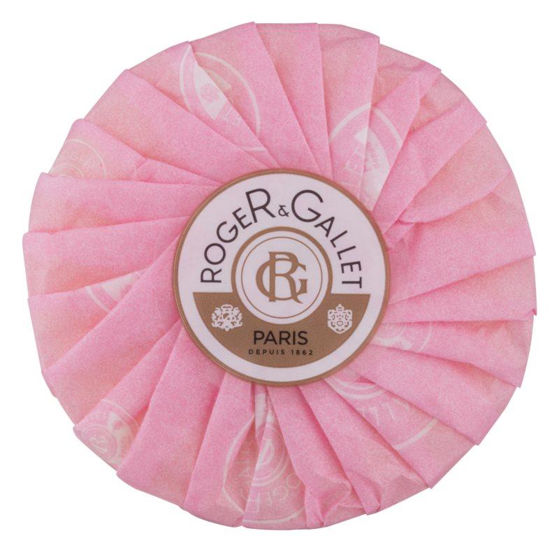 Roger & Gallet Rose Bar Soap In Box