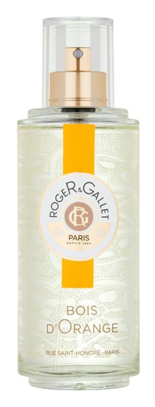Roger & Gallet Bois d'Orange acqua rinfrescante unisex 100 ml