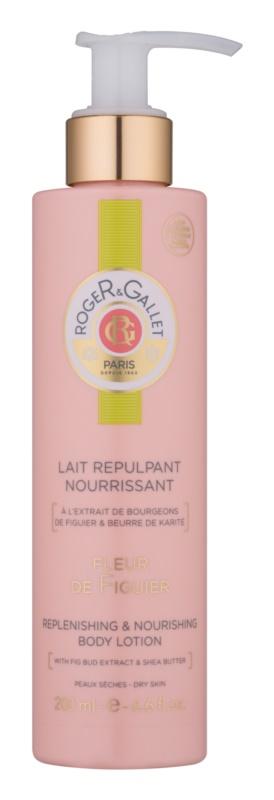 Roger & Gallet Fleur de Figuier telové mlieko