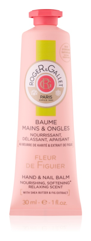 Roger & Gallet Fleur de Figuier Balsam für Hände und Fingernägel
