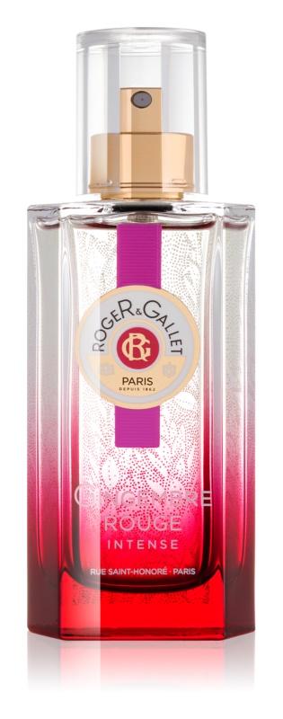 Roger & Gallet Gingembre Rouge Intense eau de parfum pentru femei 50 ml