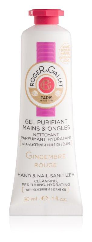 Roger & Gallet Gingembre čistiaci gél na ruky