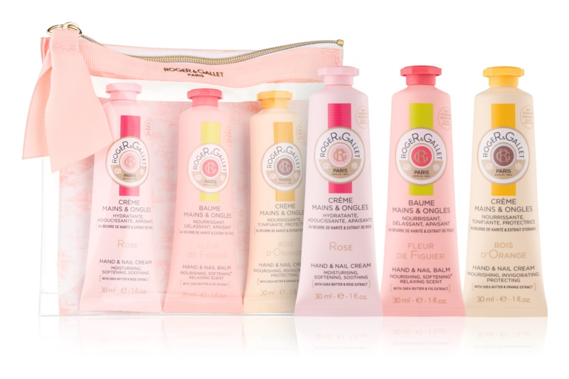 Roger & Gallet Hand Cream Trio coffret I.