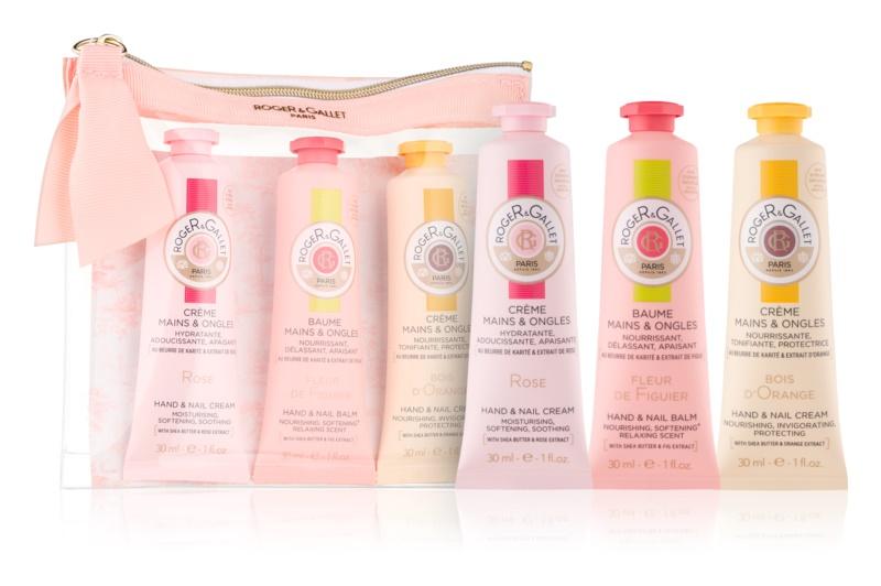 Roger & Gallet Hand Cream Trio kit di cosmetici I.