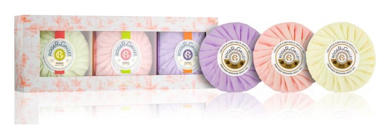 Roger & Gallet Hand Soap Trio kozmetični set I.