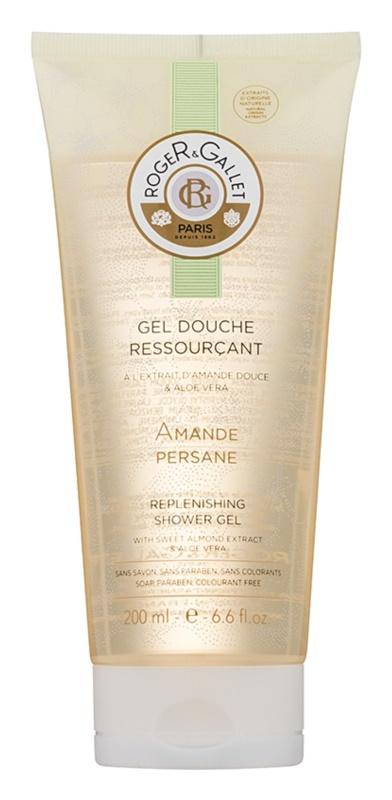 Roger & Gallet Amande Persane jemný sprchový gel