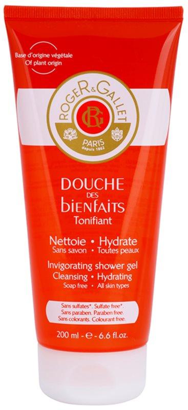 Roger & Gallet Bienfaits gel de ducha con efecto humectante