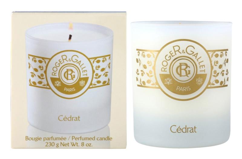 Roger & Gallet Bougie Parfumée vonná svíčka 230 g