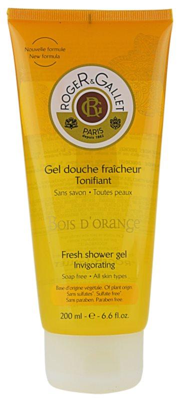 Roger & Gallet Bois d'Orange osvěžující sprchový gel