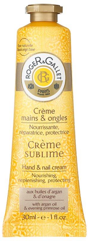 Roger & Gallet Bois d'Orange Sublime krem do rąk i paznokci