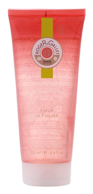 Roger & Gallet Fleur de Figuier relaxačný sprchový gél