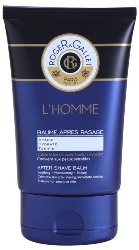 Roger & Gallet Homme borotválkozás utáni balzsam uraknak