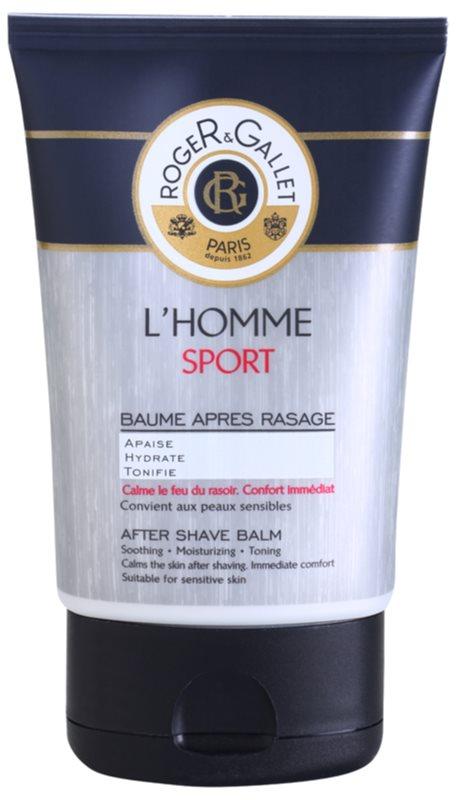 Roger & Gallet L'Homme Sport bálsamo after shave