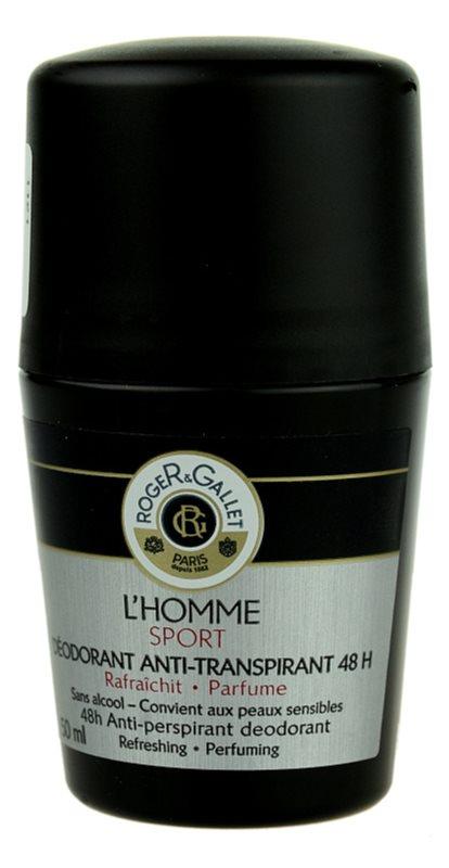 Roger & Gallet L'Homme Sport Roll-On Deodorant