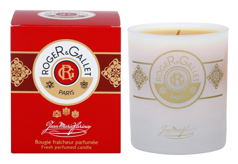 Roger & Gallet Jean-Marie Farina lumanari parfumate  230 g