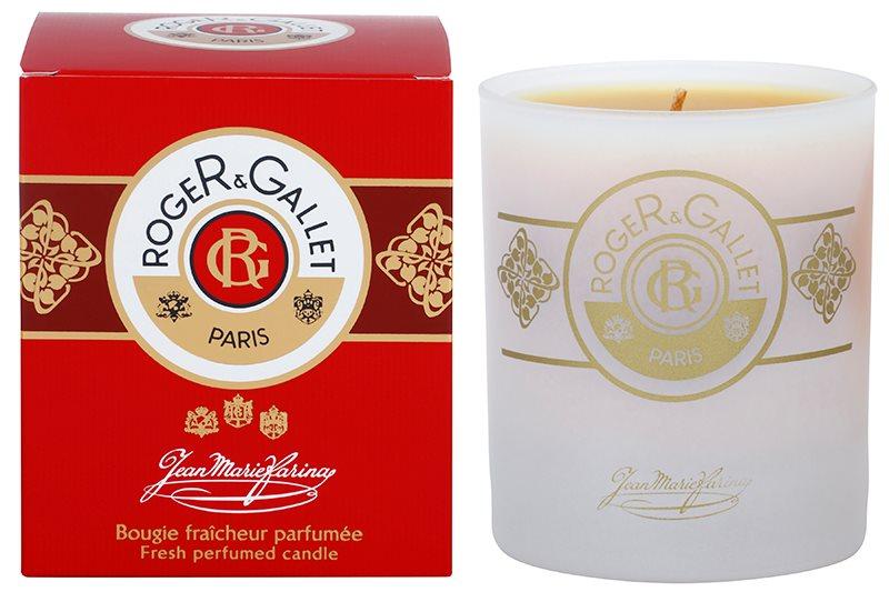 Roger & Gallet Jean-Marie Farina vonná sviečka 230 g