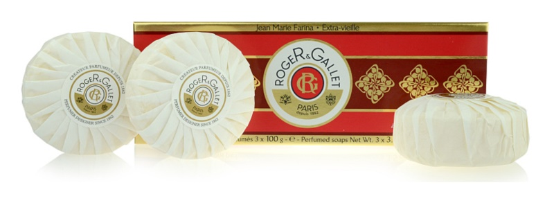 Roger & Gallet Jean-Marie Farina lote cosmético I.