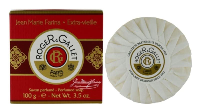Roger & Gallet Jean-Marie Farina sapun solid intr- o cutie