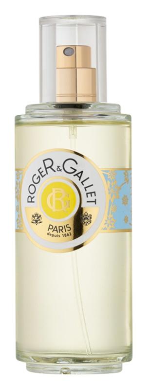 Roger & Gallet Lotus Bleu Eau de Toilette voor Vrouwen  100 ml