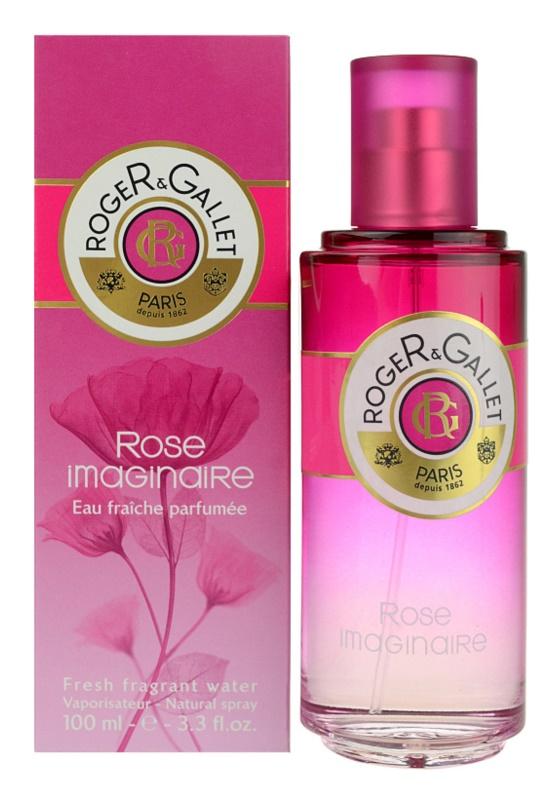 Roger & Gallet Rose Imaginaire osvěžující voda pro ženy 100 ml