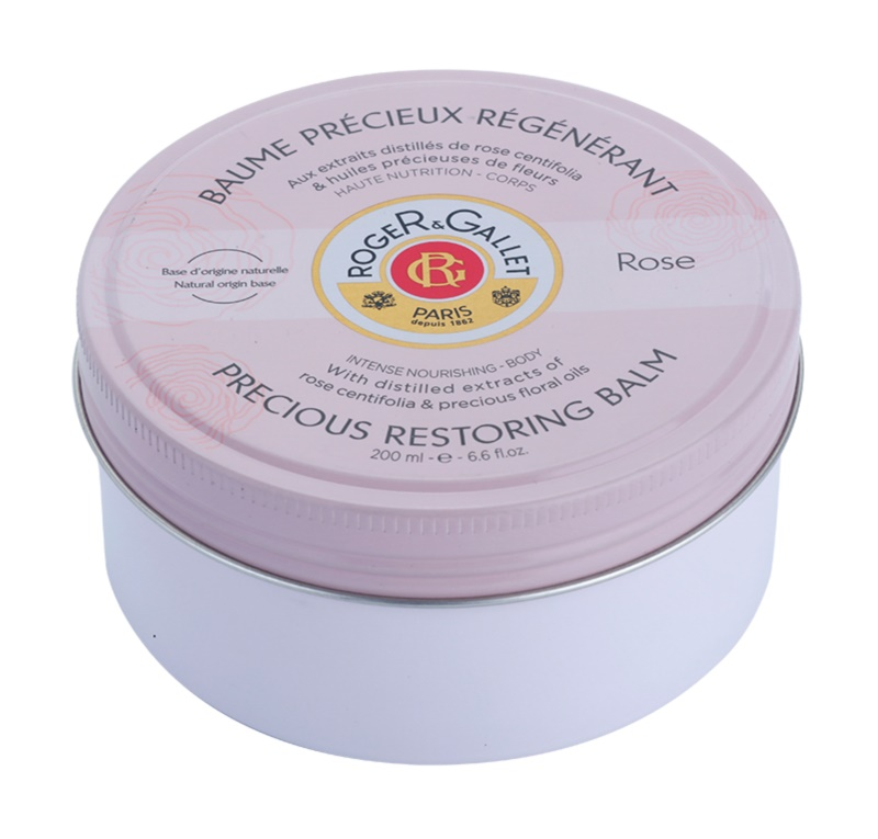 Roger & Gallet Rose Regenerating Body Balm