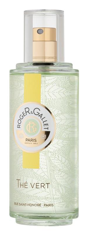 Roger & Gallet Thé Vert osviežujúca voda pre ženy 100 ml