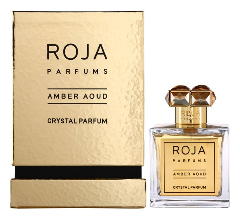 Roja Parfums Amber Aoud Crystal Parfüm unisex 100 ml