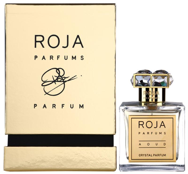 Roja Parfums Aoud Crystal perfumy unisex 100 ml