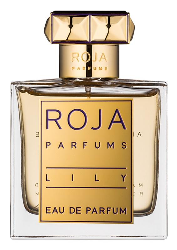 Roja Parfums Lily eau de parfum per donna 50 ml