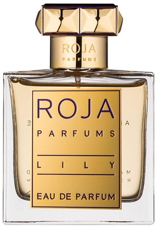 Roja Parfums Lily eau de parfum pour femme 50 ml