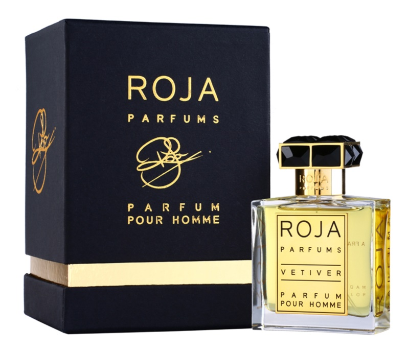roja parfums vetiver parf m f r herren 50 ml. Black Bedroom Furniture Sets. Home Design Ideas