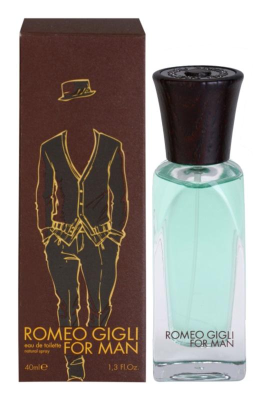 Romeo Gigli For Man eau de toilette férfiaknak 40 ml