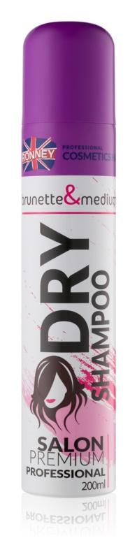 Ronney Dry Shampoo сухий шампунь для темно-русявого та світло-русявого волосся