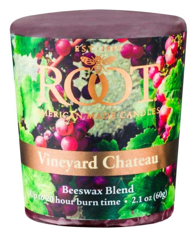 Root Candles Vineyard Chateau mala mirisna svijeća 60 g