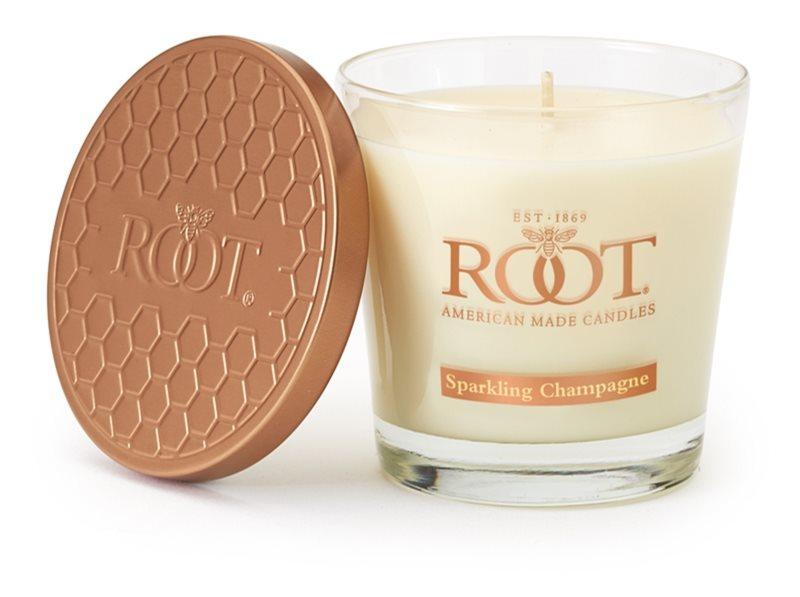 Root Candles Sparkling Champagne vonná svíčka 179 g
