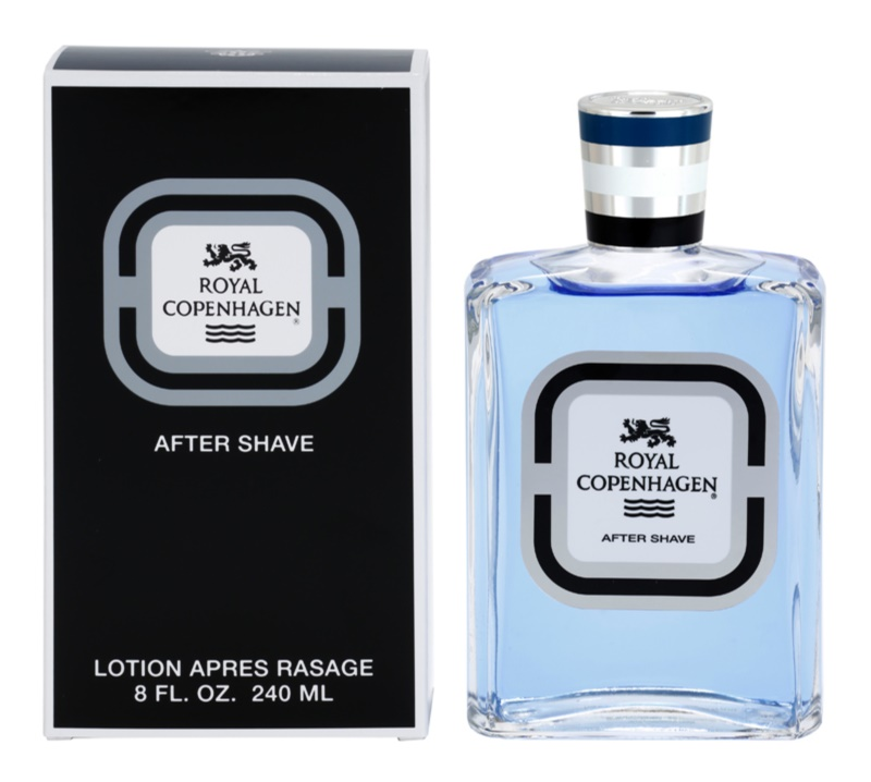 Royal Copenhagen Royal Copenhagen lozione after shave per uomo 240 ml