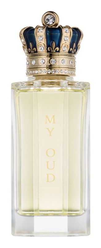 Royal Crown My Oud parfüm kivonat unisex 100 ml