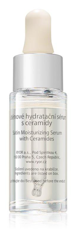 RYOR Intensive Care satenasti vlažilni serum za občutljivo in suho kožo