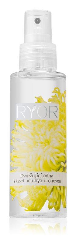 RYOR Face & Body Care osvežilna meglica s hialuronsko kislino