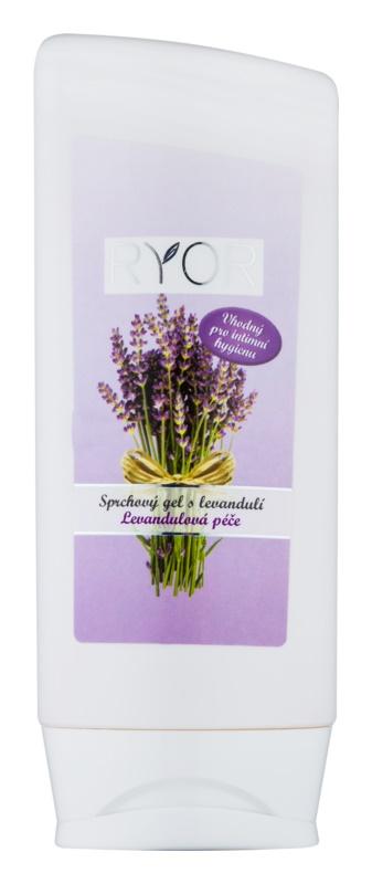 RYOR Lavender Care gel de dus