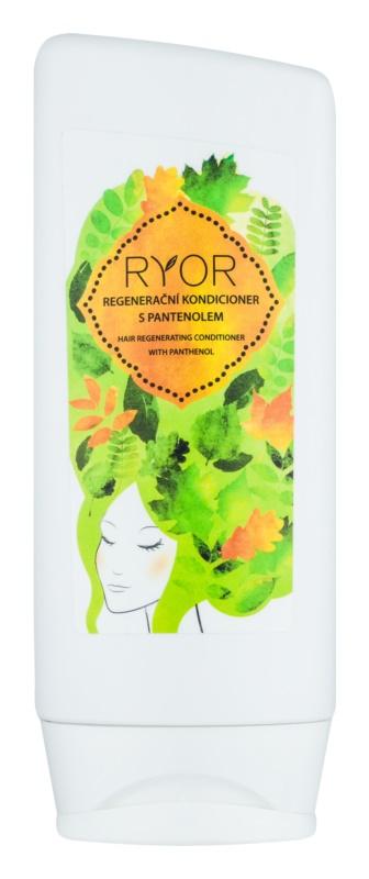 RYOR Hair Care regenerační kondicionér s panthenolem